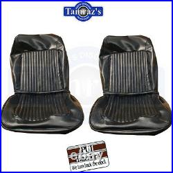 1967 Barracuda Front Seat Covers Upholstery PUI