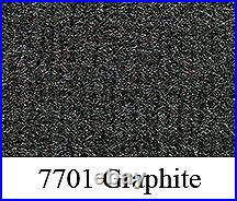 1989-1995 Toyota Pickup Carpet -Cutpile Extended Cab, 2 & 4WD with Lid Covers