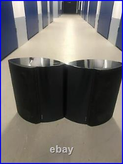 Bang And Olufsen Beolab 4000 Avtive Speaker Dark Blue With Black Cover Good Cond