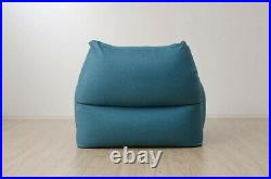 Cellutane bead sofa with washable seltan cover Snorlax beads dark blue Pokemon