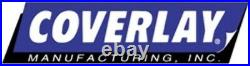Coverlay Dark Blue Dash Cover 12-109-DBL For 69-70 Mustang with A/C witho Speaker Ho
