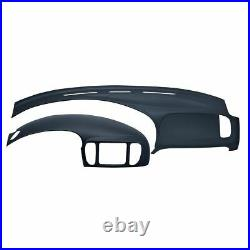 Coverlay Dark Blue Dash Cover Kit 12-974C976-DBL Fits Ford F-150 Expedition