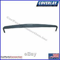 Coverlay Dash Board Cover Dark Blue withOutside Speakers 18-604-DBL For Caprice