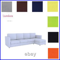 Custom Made Cover Fits IKEA Norsborg 4 Seat Sofa Sectional with Chaise