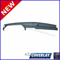 Dark Blue Dash Board Cover 12-113-DBL For Bronco Front Left Right -Coverlay