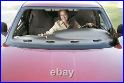 Dark Blue Dash Board Cover 12-160-DBL For Ford EXP Front Upper -Coverlay