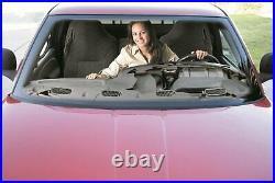 Dark Blue Dash Board Cover Side Defrost 11-104-DBL For Toyota Pickup -Coverlay