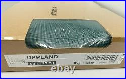 Ikea UPPLAND 3-Seat Sofa (NOT Loveseat) COVER ONLY Totebo Dark Turquoise NEW
