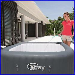 Lay Z Spa Hawaii Hydrojet Pro SQUARE Hot Tub 2021 UK Model FREE DELIVERY