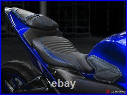 Luimoto Race Rider &/or Passenger Seat Covers For Yamaha R3 R25 2019 -2020
