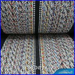 Premium Saddle Blanket Tailored Seat Covers for Ford F Series Made to Order