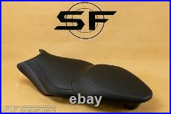SF-Design BMW K1200S K1300S 2003-2015 seat cover Darkness Overed BMW Stripes